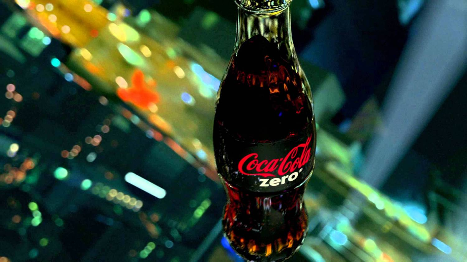 Музыка и видеоролик из рекламы Coca-Cola Zero - Just Add Zero