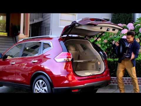 Музыка и видеоролик из рекламы Nissan Rogue - Pick Up B