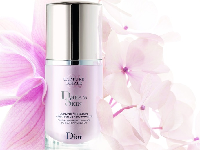 Музыка и видеоролик из рекламы Dior Capture - Totale Dreamskin