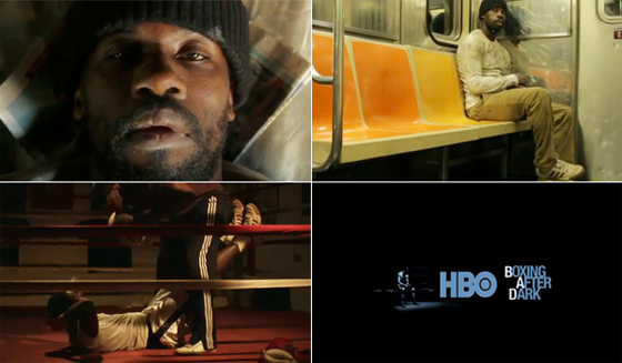 Музыка и видеоролик из рекламы HBO (Boxing) - I still have a soul