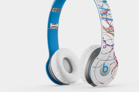 Музыка и видеоролик из рекламы Beats By Dre - Color Solo