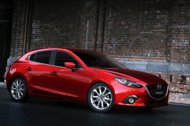 Музыка и видеоролик из рекламы Mazda3 — Dare the Impossible
