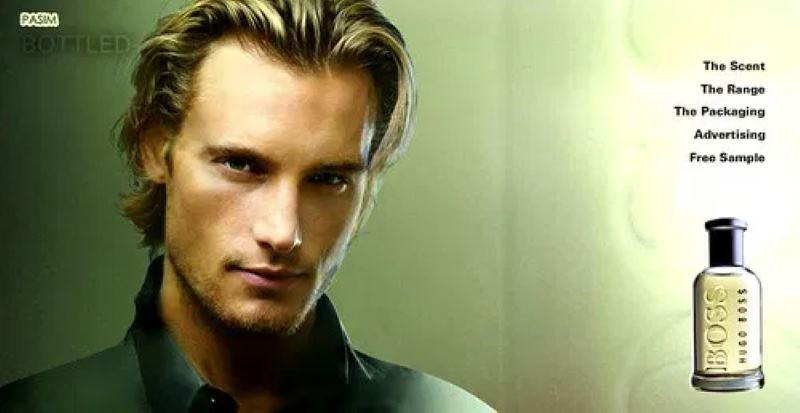 Музыка из рекламы Hugo BOSS - Boss Bottled For Men (Gabriel Aubry)