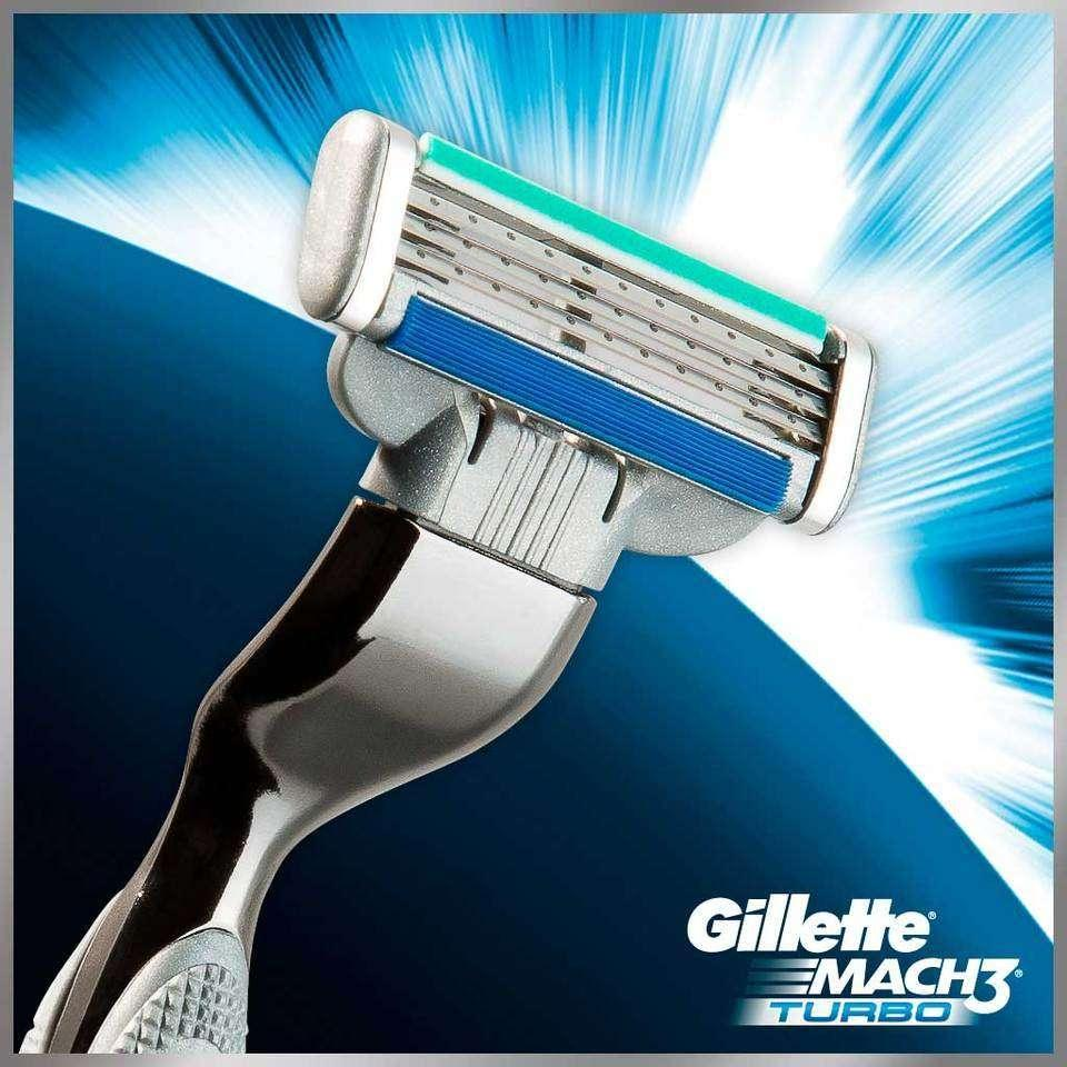 Музыка из рекламы Gillette Mach 3 Turbo - Defying Gravity