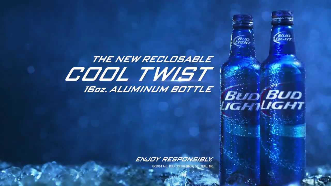 Музыка из рекламы Bud Light - Cool Twist