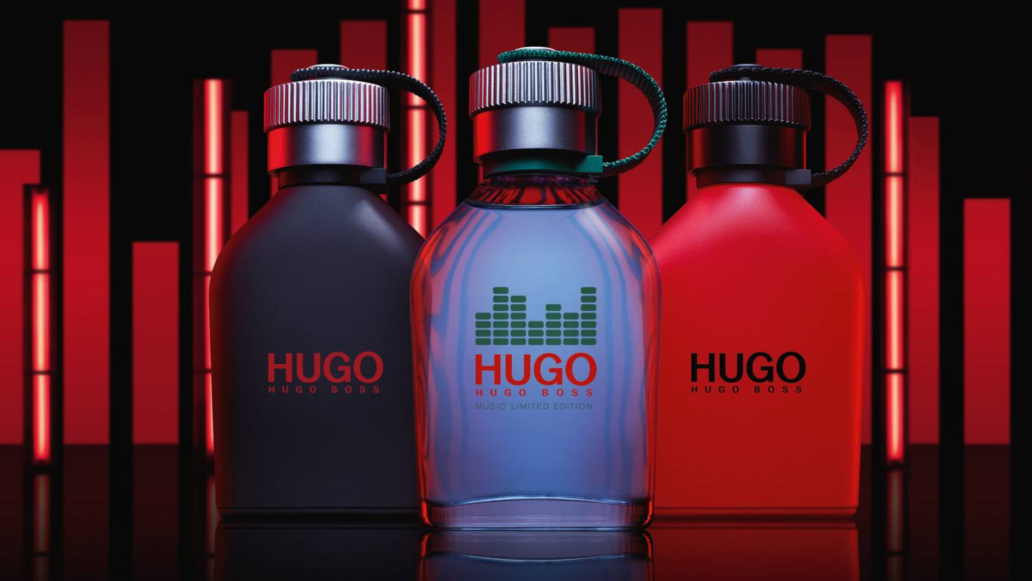 Музыка и видеоролик из рекламы Hugo Boss - Hugo Man Music Edition (Jared Leto)