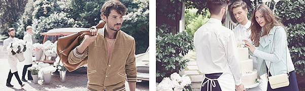 Музыка и видеоролик из рекламы Gant - The Wedding Story (Spring/Summer 2014)
