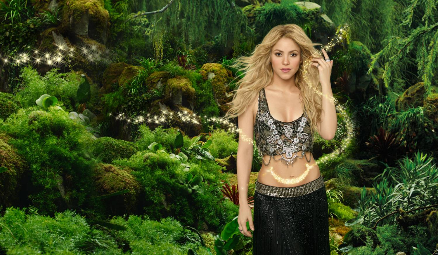 Музыка из рекламы Activia - Dare to Feel Good (Shakira)