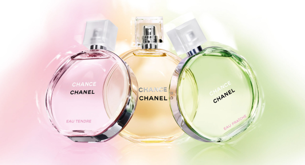 Музыка и видеоролик из рекламы Chanel - Make your move, take your Chance
