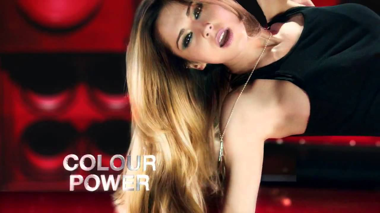 Музыка из рекламы L'Oreal Paris - New Feria Hair Colour (Cheryl Cole)
