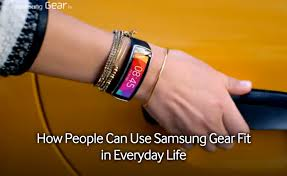 Музыка и видеоролик из рекламы Samsung - Gear Fit