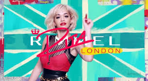 Музыка и видеоролик из рекламы Rimmel London - Rita Ora Colour Rush Lip & Nail Collection