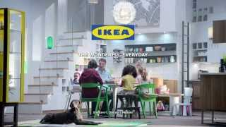 Музыка и видеоролик из рекламы IKEA - METOD KITCHEN