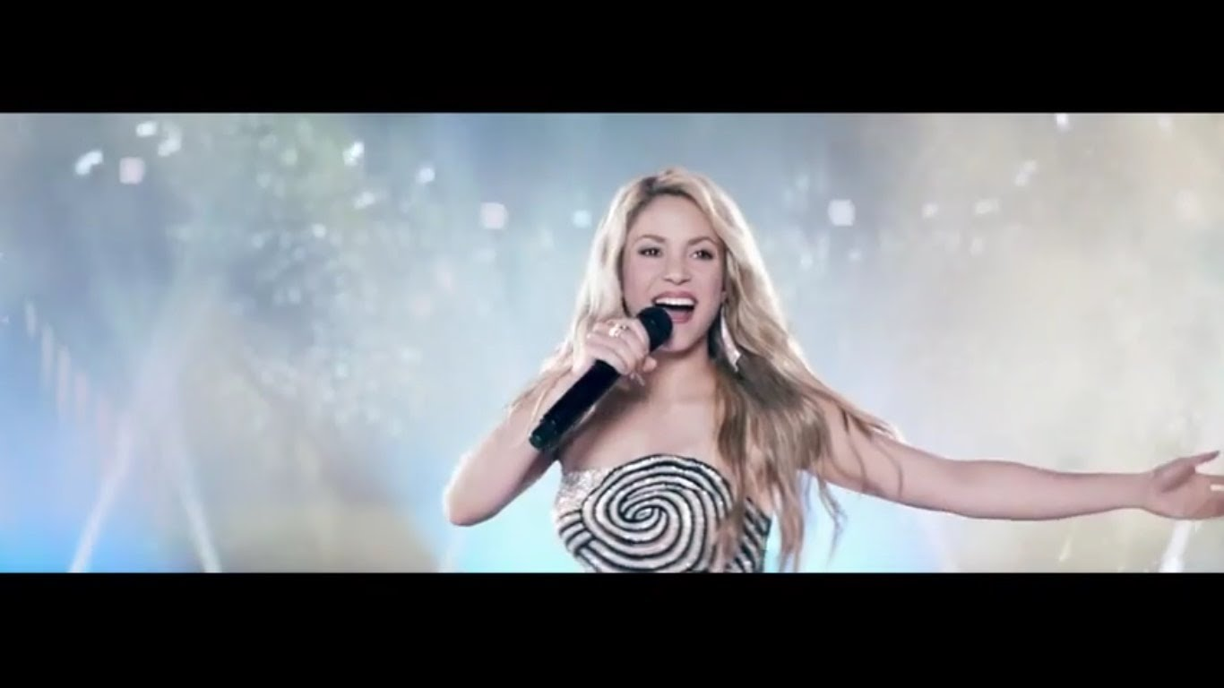 Музыка и видеоролик из рекламы T-Mobile - What if soccer had wireless rules (Shakira)