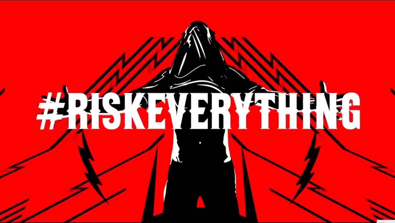 Музыка и видеоролик из рекламы Nike Football - Dare to #RiskEverything
