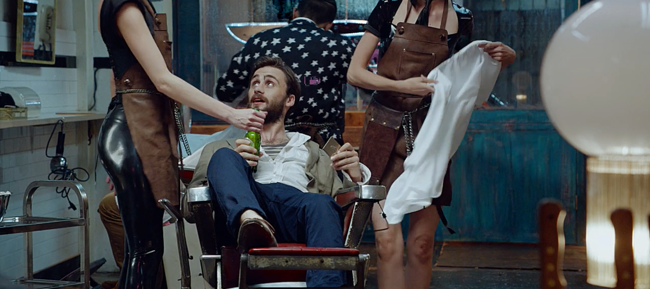 Музыка из рекламы Heineken - The City