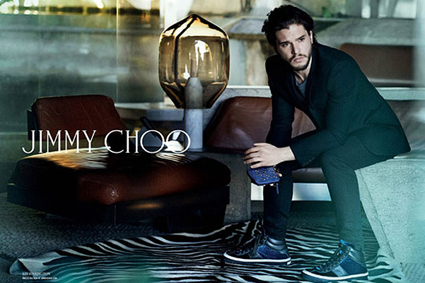 Музыка и видеоролик из рекламы Jimmy Choo - AW14 Men's Campaign (Kit Harington)
