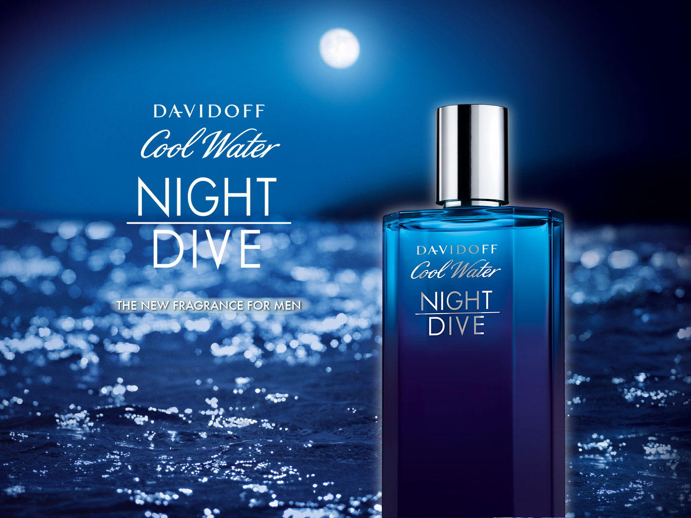 Музыка из рекламы Davidoff Cool Water - Night Dive (Christian Santamaria)