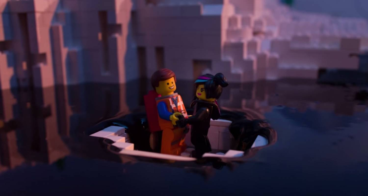 Музыка и видеоролик из рекламы Greenpeace + Lego - Everything is NOT awesome