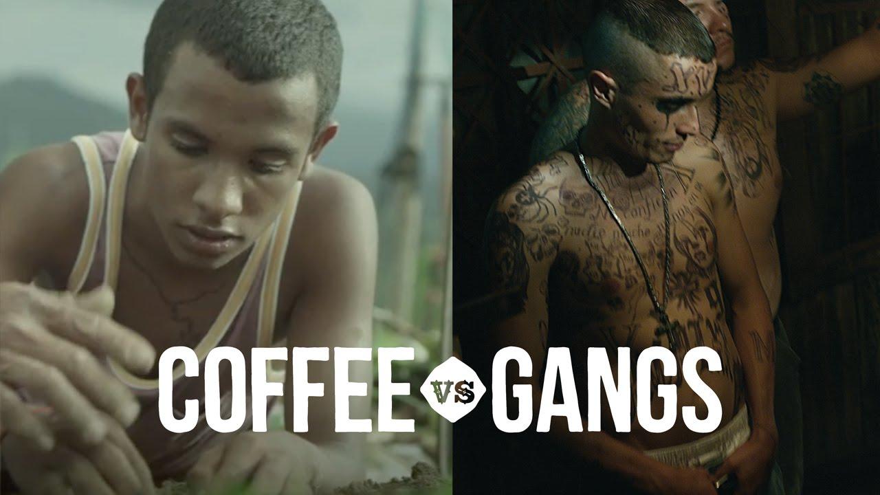 Музыка и видеоролик из рекламы Kenco - Coffee vs Gangs