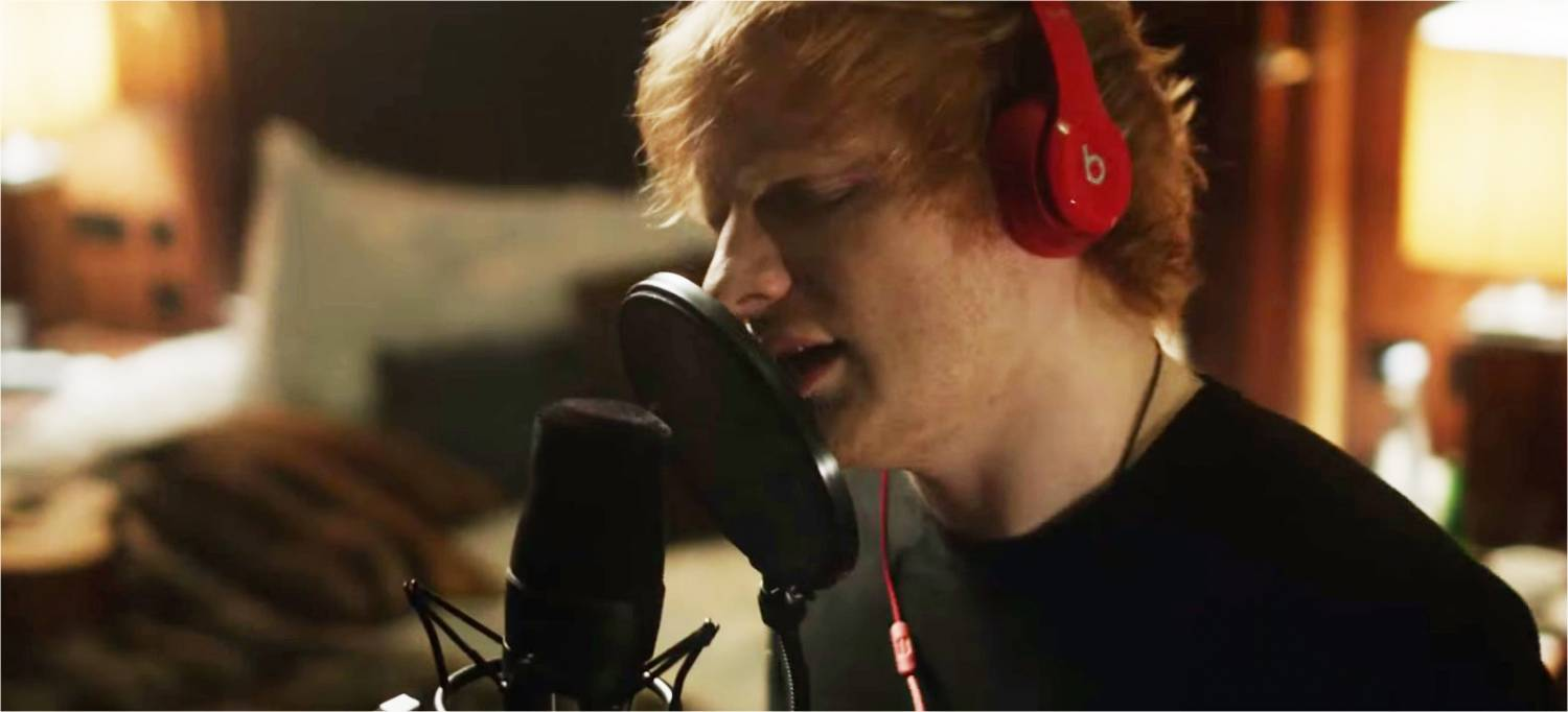 Музыка и видеоролик из рекламы Beats by Dre - New Beats Solo 2 (Ed Sheeran)