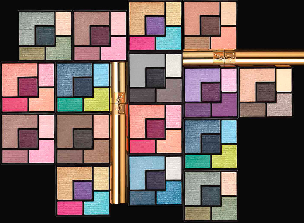 Музыка и видеоролик из рекламы Yves Saint Laurent - Couture Palette