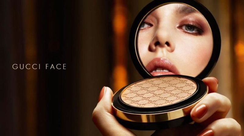 Музыка и видеоролик из рекламы Gucci Cosmetics - Stolen Moments (Charlotte Casiraghi)