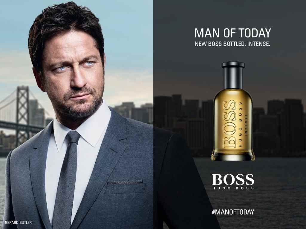 Музыка из рекламы Hugo Boss - BOSS Bottled - Man of Today (Gerard Butler)