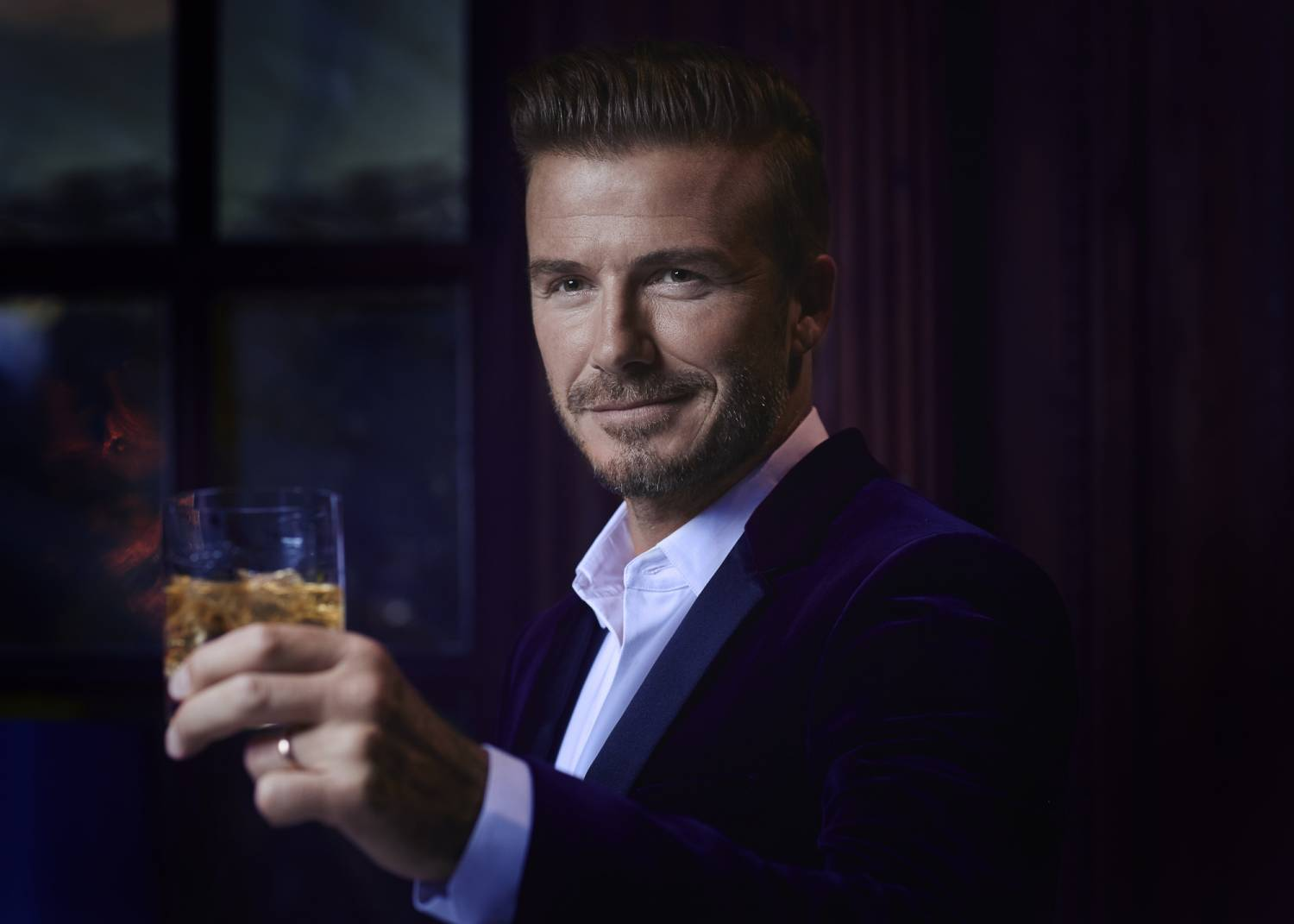 Музыка и видеоролик из рекламы Haig Club - David Beckham