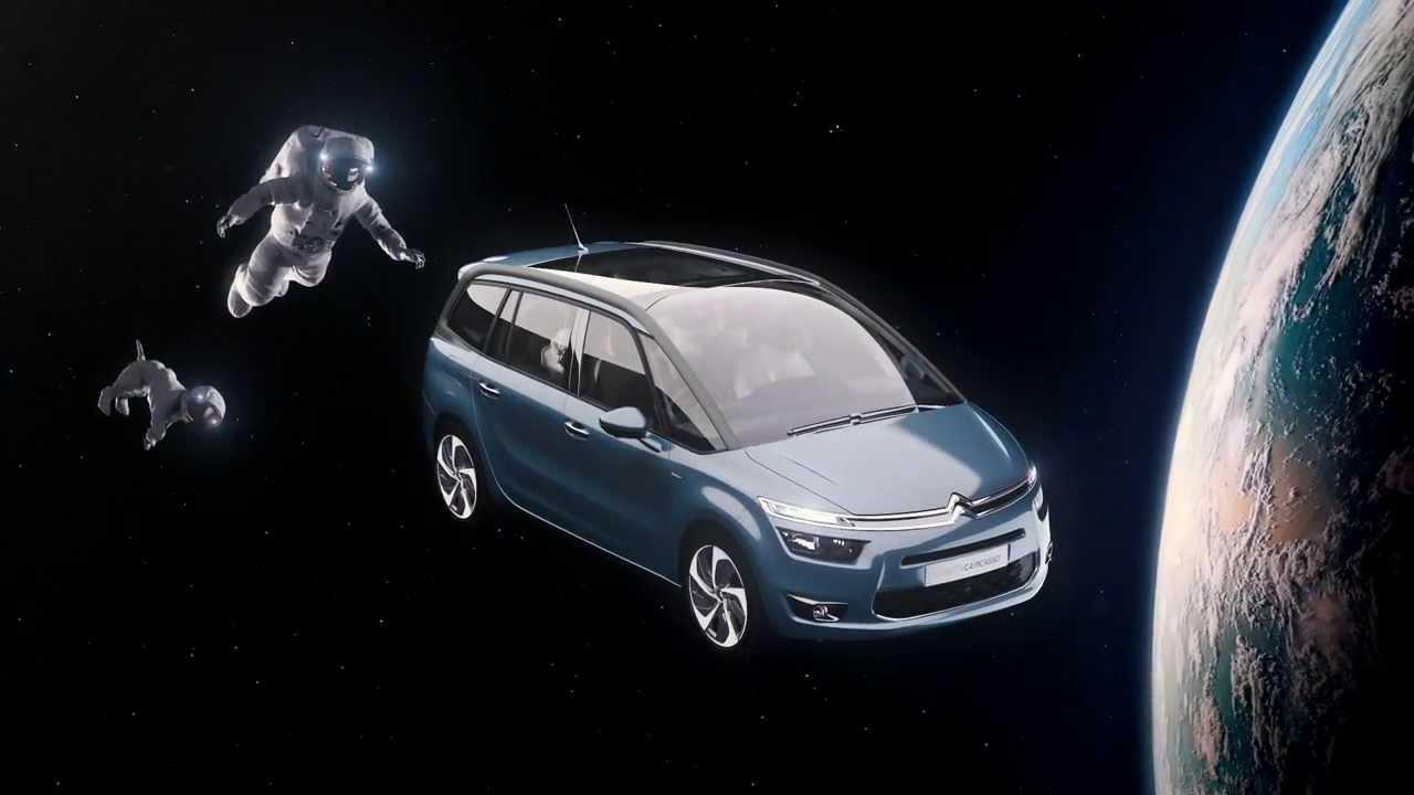 Музыка и видеоролик из рекламы Citroen Grand C4 Picasso