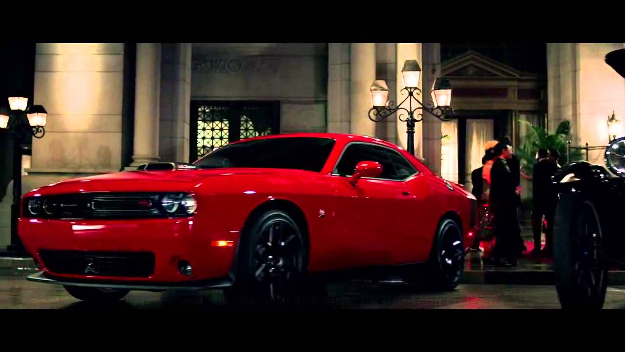 Музыка и видеоролик из рекламы Dodge Challenger - The Horse