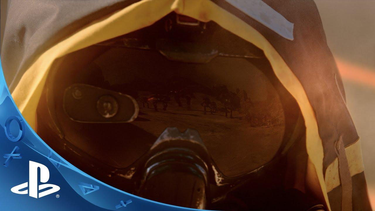 Музыка и видеоролик из рекламы PlayStation 4 - Friendly Competition