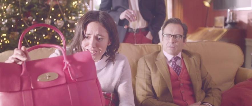 Музыка и видеоролик из рекламы Mulberry #WinChristmas