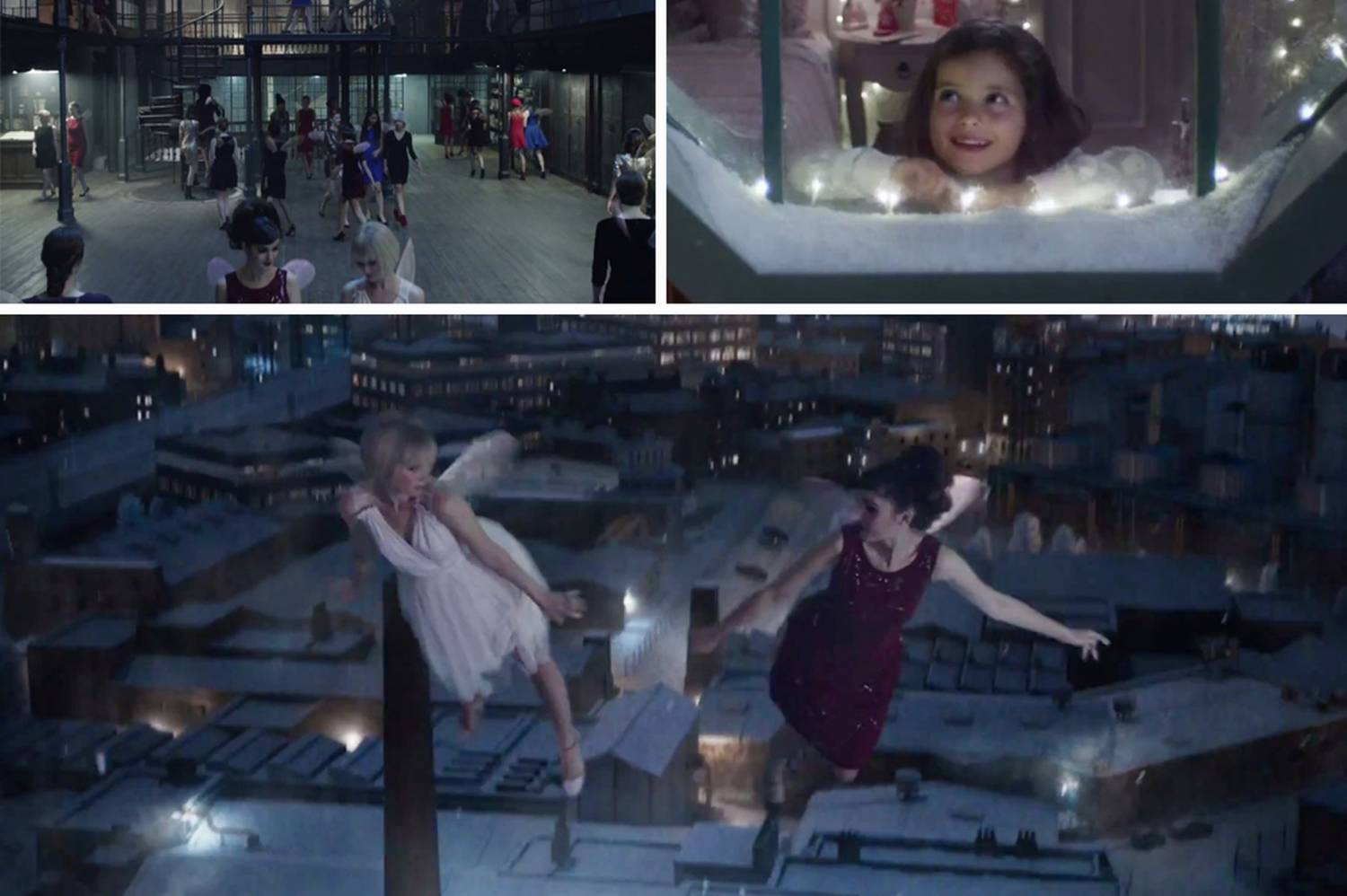 Музыка из рекламы Marks and Spencer - Follow The Fairies