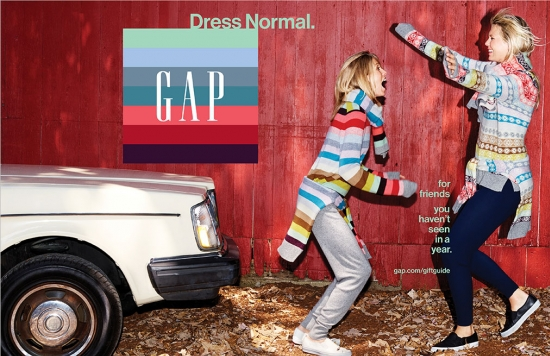 Музыка и видеоролик из рекламы Gap Dress Normal (Sofia Coppola)