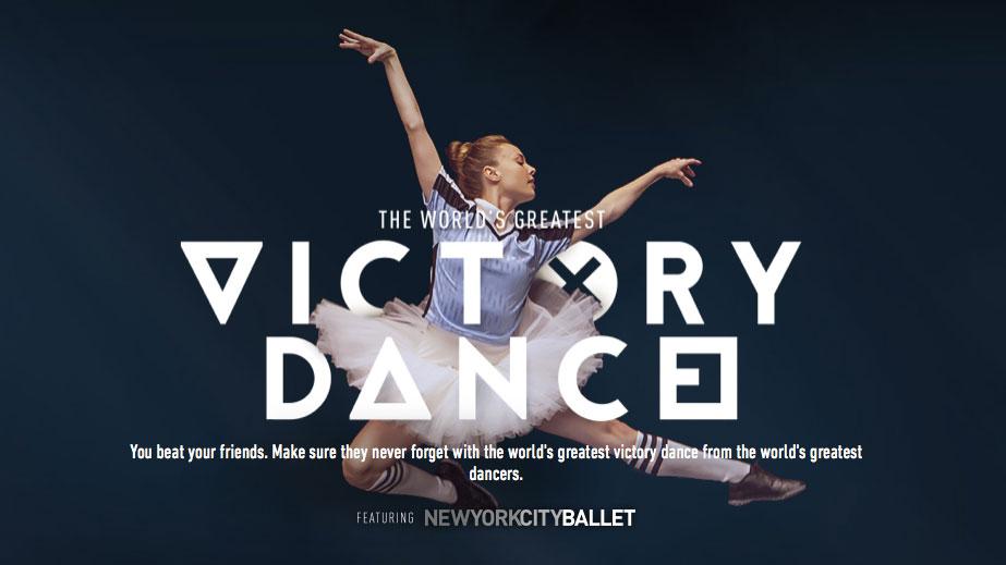 Музыка и видеоролик из рекламы Sony PlayStation - World's Greatest Victory Dance