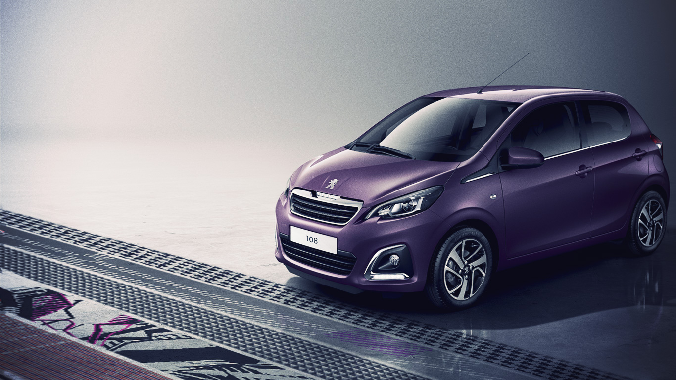 Музыка и видеоролик из рекламы Peugeot 108 – Ultra Personalised (Lykke Li)