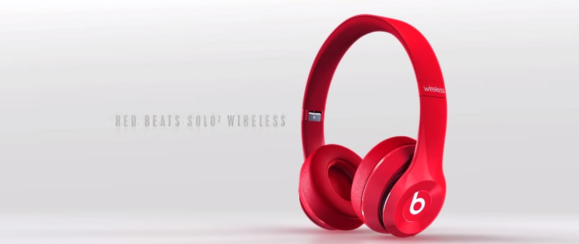 Музыка и видеоролик из рекламы Beats By Dre - Solo2 Wireless (AJ Green)