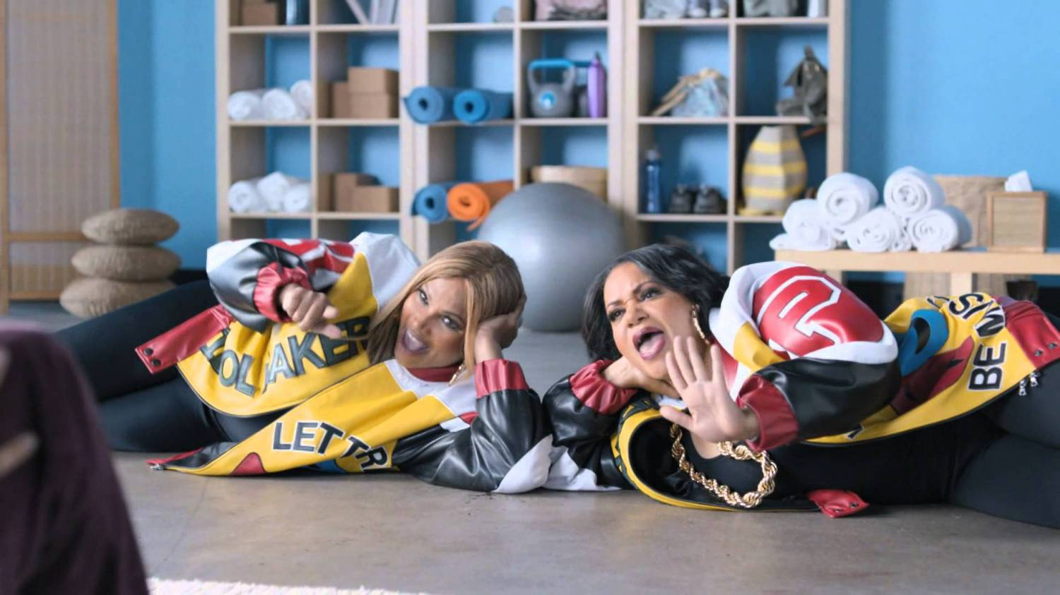 Музыка и видеоролик из рекламы GEICO - Push It - It's What You Do (Salt-N-Pepa)