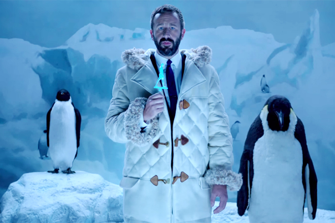 Музыка и видеоролик из рекламы Nike - Choose Your Winter (Chris O'Dowd)