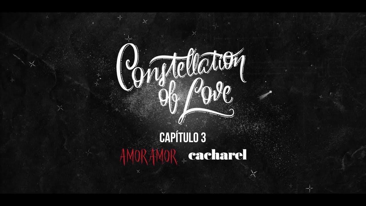 Музыка и видеоролик из рекламы Cacharel Amor Amor - Constellation of Love (Silvia Munoz)