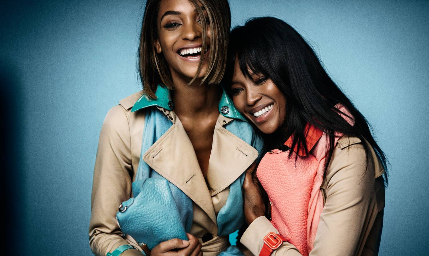 Музыка и видеоролик из рекламы Burberry - Spring-Summer 2015 (Naomi Campbell, Jourdan Dunn)