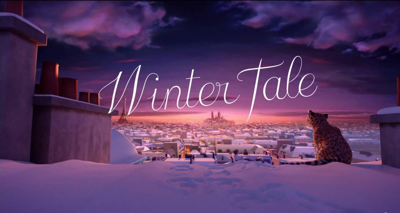 Музыка и видеоролик из рекламы Cartier - Winter Tale