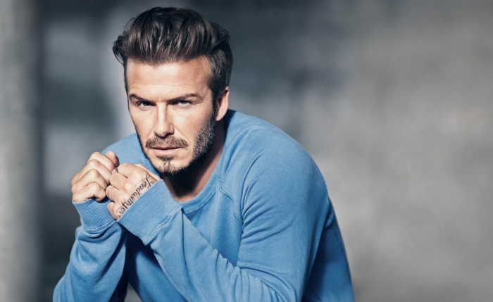 Музыка и видео из рекламы H&M Modern Essentials selected by David Beckham