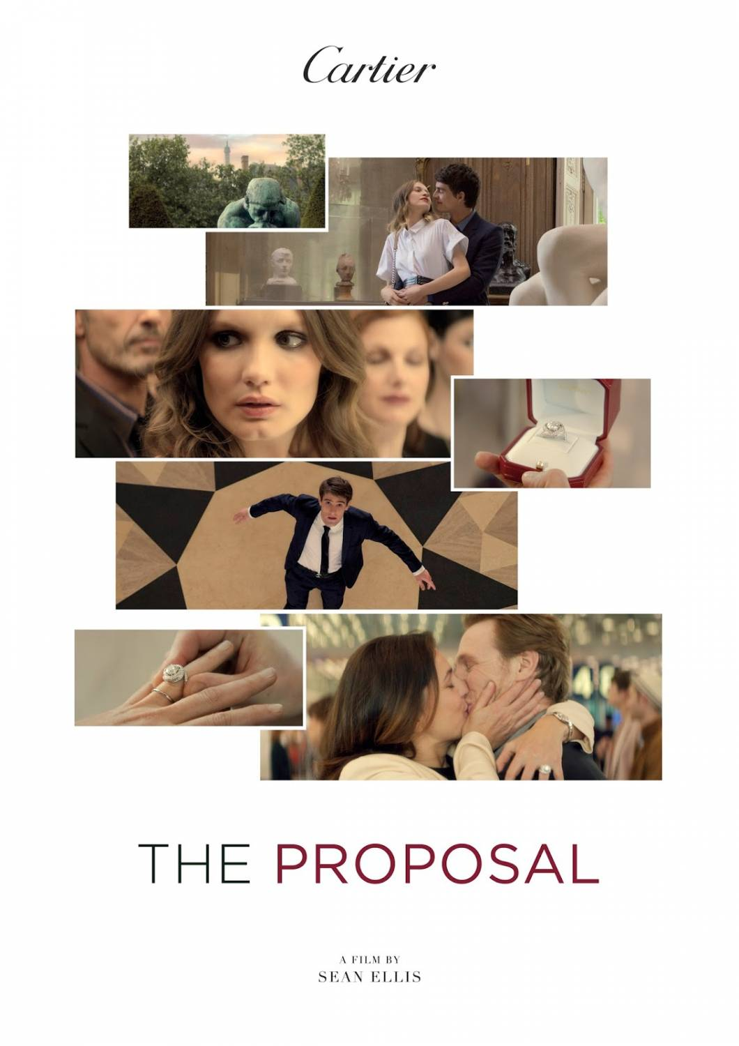 Музыка и видеоролик из рекламы Cartier - The Proposal