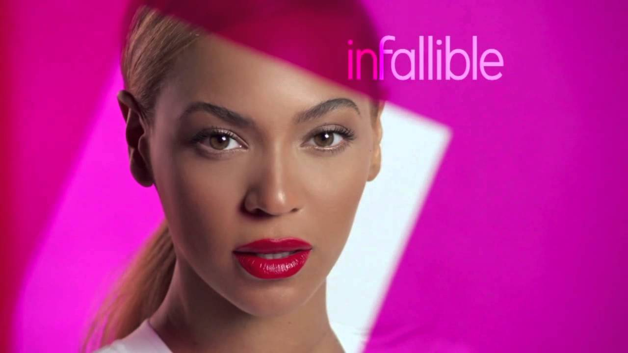 Музыка и видео из рекламы L'Oreal - Infallible Lip Color (Beyonce)