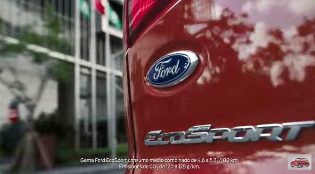Музыка из рекламы Ford EcoSport - Go Further