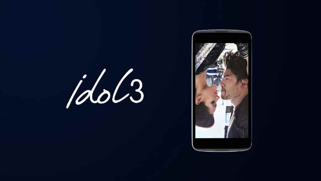 Музыка и видео из рекламы Alcatel OneTouch Idol 3