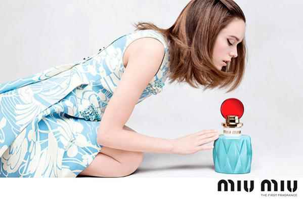 Музыка из рекламы Miu Miu - The First Fragrance