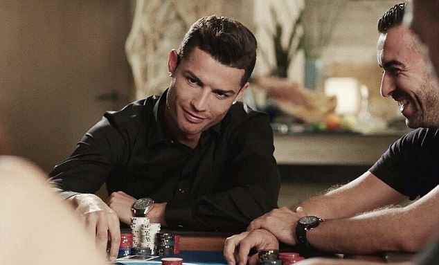Музыка и видео из рекламы PokerStars - The Game (Cristiano Ronaldo)